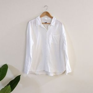 Old navy classic white shirt